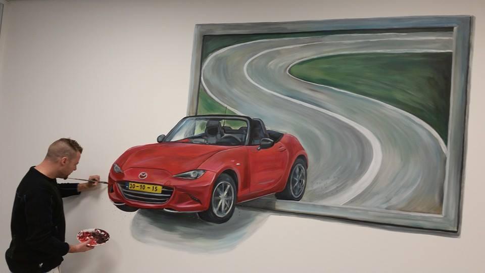 Autobedrijf: Mulder-Mazda  Waddinxveen