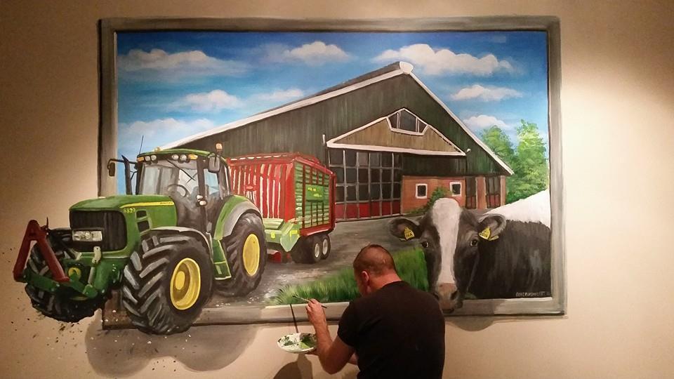 Agrarisch Bedrijf: V.O.F. Verhoef Dairy Farm