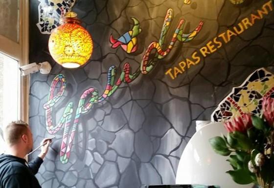 Logo Tapasrestaurant Gaudi's (Amersfoort)