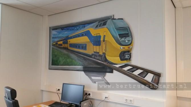 Nedtrain- NS (Utrecht)