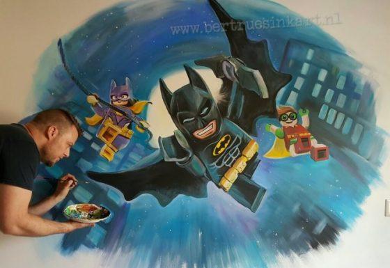Batman Lego!