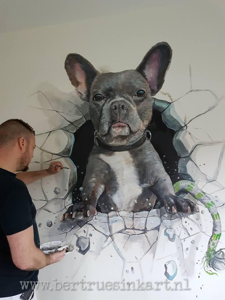 Harrie de Franse Bulldog!