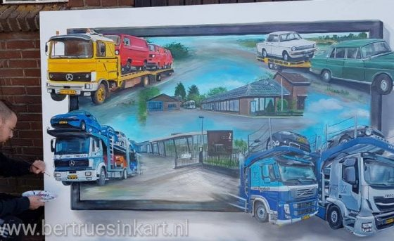 L. Van Zandwijk autotransport (Veen)