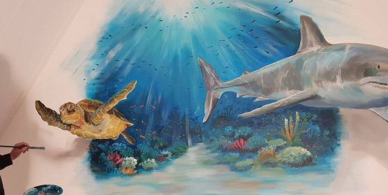 3d – onderwaterkamer