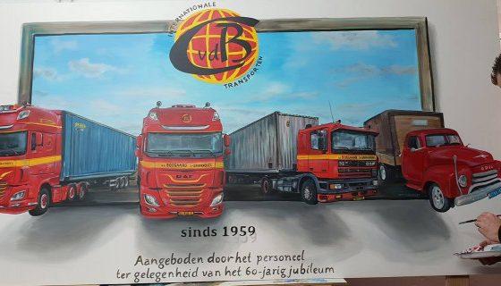Transportbedrijf Van Den Boogaard ('s Gravendeel)