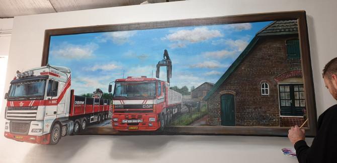 Transportbedrijf van den Brink (Nijkerkerveen)