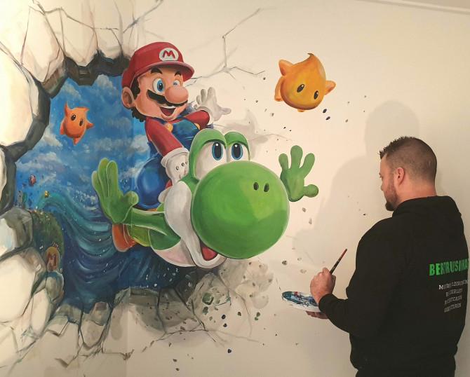 Mario en Joshi