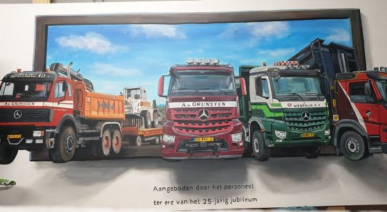 A. Van Grunsven transport B.V. (Uden)