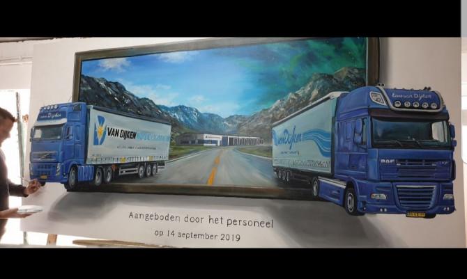 Van Dijken Transport (Zuidbroek)